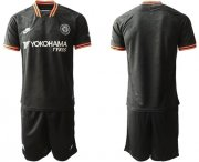 Wholesale Cheap Chelsea Blank Third Soccer Club Jersey