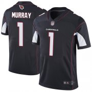 Wholesale Cheap Nike Cardinals #1 Kyler Murray Black Alternate Men's Stitched NFL Vapor Untouchable Limited Jersey