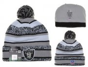 Wholesale Cheap Oakland Raiders Beanies YD005