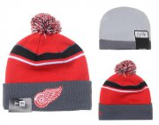 Wholesale Cheap Detroit Red Wings Beanies YD003