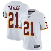 Wholesale Cheap Nike Redskins #21 Sean Taylor White Youth Stitched NFL Vapor Untouchable Limited Jersey