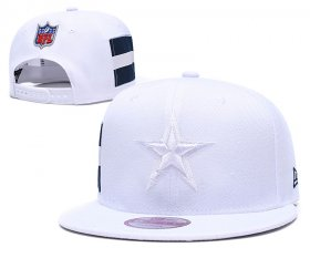 Wholesale Cheap Cowboys Team Logo Red Adjustable Hat LT