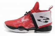 Wholesale Cheap Air Jordan 28 Shoes Red/White/Black