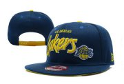 Wholesale Cheap Los Angeles Lakers Snapbacks YD045