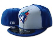 Wholesale Cheap Toronto Blue Jays fitted hats 07