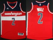 Wholesale Cheap Washington Wizards #2 John Wall Revolution 30 Swingman 2014 New Red Jersey