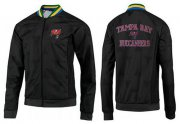 Wholesale Cheap NFL Tampa Bay Buccaneers Heart Jacket Black