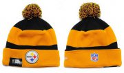 Wholesale Cheap Pittsburgh Steelers Beanies YD002
