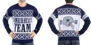 Wholesale Nike Cowboys Men's Ugly Sweater