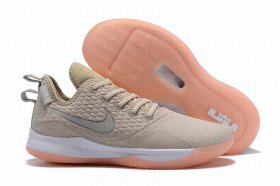 Wholesale Cheap Nike Lebron James Witness 3 Shoes Beige