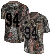 Wholesale Cheap Nike Lions #94 Ziggy Ansah Camo Youth Stitched NFL Limited Rush Realtree Jersey