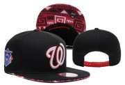 Wholesale Cheap Washington Nationals Snapbacks YD003