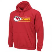 Wholesale Cheap Kansas City Chiefs Majestic Critical Victory VII Pullover Hoodie Red