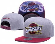 Wholesale Cheap NBA Cleveland Cavaliers Snapback Ajustable Cap Hat LH 03-13_08