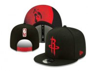 Wholesale Cheap Houston Rockets Snapback Ajustable Cap Hat YD 20-04-07-03