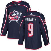 Wholesale Cheap Adidas Blue Jackets #9 Artemi Panarin Navy Blue Home Authentic Stitched Youth NHL Jersey