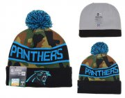 Wholesale Cheap Carolina Panthers Beanies YD008