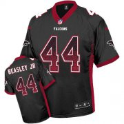 Wholesale Cheap Nike Falcons #44 Vic Beasley Jr Black Alternate Youth Stitched NFL Elite Drift Fashion Jersey