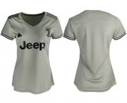 Wholesale Cheap Women's Juventus Blank Away Soccer Club Jersey