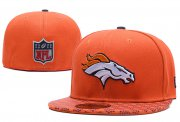 Wholesale Cheap Denver Broncos fitted hats 07