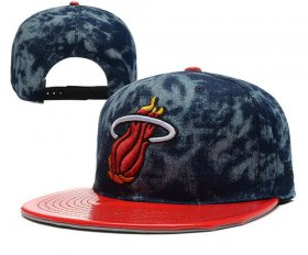Wholesale Cheap Miami Heat Snapbacks YD078
