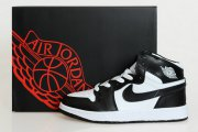 Wholesale Cheap Air Jordan 1 Retro Shoes Black/White