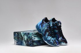 Wholesale Cheap Air Jordan 29 Retro Shoes Blue/Black