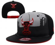 Wholesale Cheap Chicago Bulls Snapbacks YD005