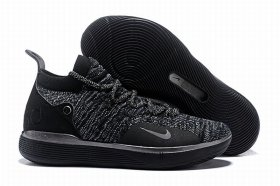 Wholesale Cheap Nike KD 11 Black Gray Twilight