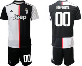 Wholesale Cheap Juventus Personalized Home Soccer Club Jersey