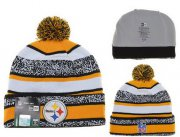 Wholesale Cheap Pittsburgh Steelers Beanies YD003
