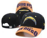 Wholesale Cheap Los Angeles Chargers Snapback Ajustable Cap Hat TX