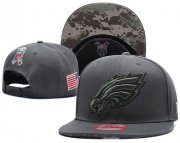 Wholesale Cheap NFL Philadelphia Eagles Stitched Snapback Hats 062