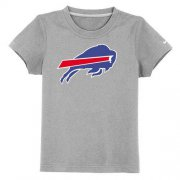 Wholesale Cheap Buffalo Bills Sideline Legend Authentic Logo Youth T-Shirt Grey