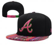 Wholesale Cheap Atlanta Braves Snapbacks YD004