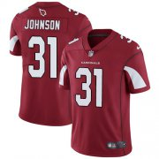 Wholesale Cheap Nike Cardinals #31 David Johnson Red Team Color Men's Stitched NFL Vapor Untouchable Limited Jersey