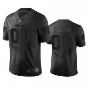 Wholesale Cheap San Francisco 49ers Custom Men's Nike Black NFL MVP Limited Edition Jersey
