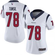 Wholesale Cheap Nike Texans #78 Laremy Tunsil White Women's Stitched NFL Vapor Untouchable Limited Jersey