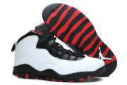 Wholesale Cheap Air Jordan 10 Retro Size 15 16 chicago red/white-black