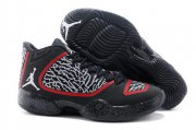 Wholesale Cheap Air Jordan XX9 Shoes black/gray cement/red