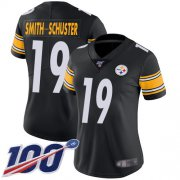 Wholesale Nike Steelers #26 Le'Veon Bell Green Women's Stitched NFL Limited 2015 Salute to Service Jersey