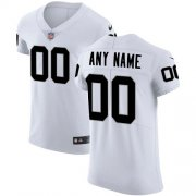 Wholesale Cheap Nike Las Vegas Raiders Customized White Stitched Vapor Untouchable Elite Men's NFL Jersey