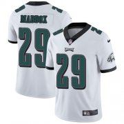 Wholesale Cheap Nike Eagles #29 Avonte Maddox White Men's Stitched NFL Vapor Untouchable Limited Jersey