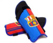 Wholesale Cheap Barcelona Soccer Shin Guards Red & Blue