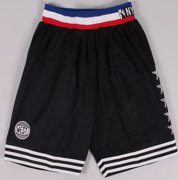 Wholesale Cheap 2015 NBA Western All-Stars Black Short