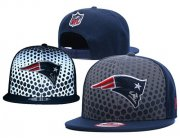 Wholesale Cheap NFL New England Patriots Stitched Snapback Hats 156