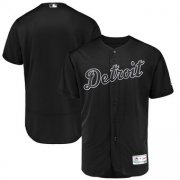 Wholesale Cheap Detroit Tigers Blank Majestic 2019 Players' Weekend Flex Base Authentic Team Jersey Black