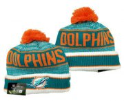 Wholesale Cheap Miami Dolphins Beanies Hat YD 2