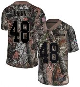 Wholesale Cheap Nike Ravens #48 Patrick Queen Camo Men's Stitched NFL Limited Rush Realtree Jersey