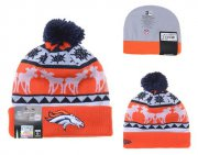 Wholesale Cheap Denver Broncos Beanies YD023